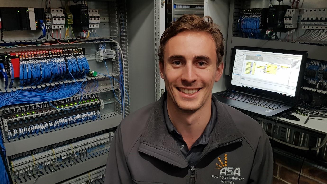 Meet the ASA Team – Ben Illman, Controls and Process Engineer