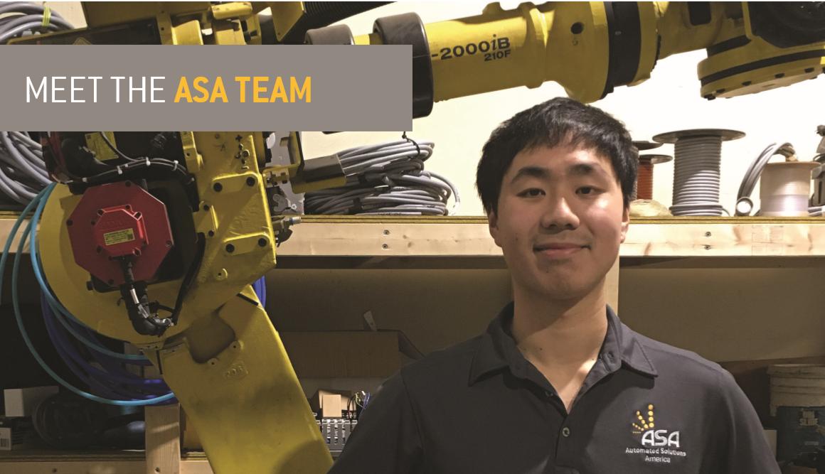 Meet the ASA Team – Victor Xu
